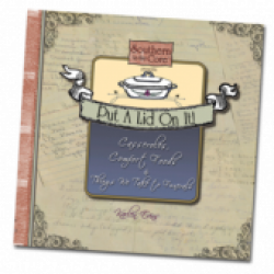 Karlen Evins Cookbook- Put A Lid On It