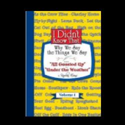 Karlen Evins Book- I Didn't Know That Volume 1